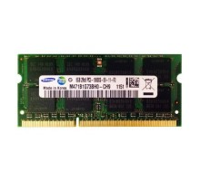 Ram laptop 8GB DDR3 PC3L bus 1600
