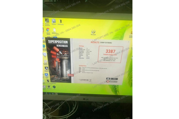 MSI Laptop Screen Replacement In Ho Chi Minh City