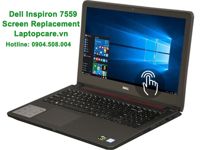 Dell Inspiron 7559 Screen Replacement In Ho Chi Minh City