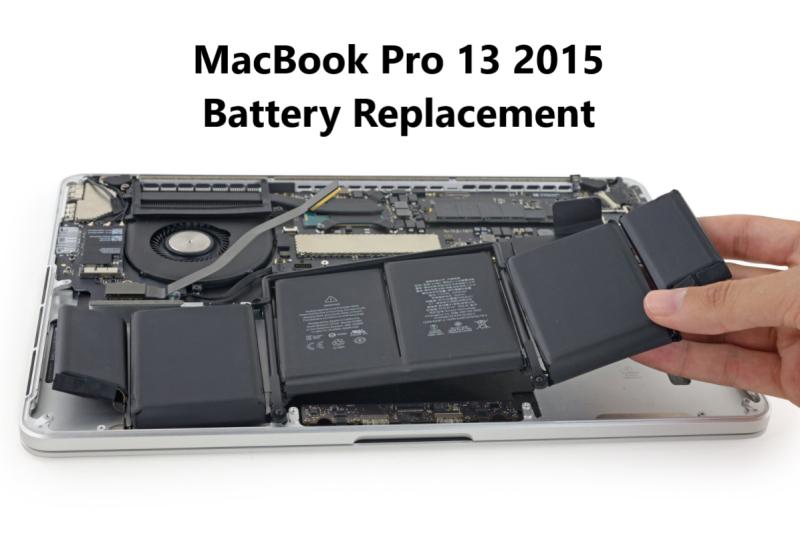 MacBook Pro 13 2015 Battery Replacment Ho Chi Minh City