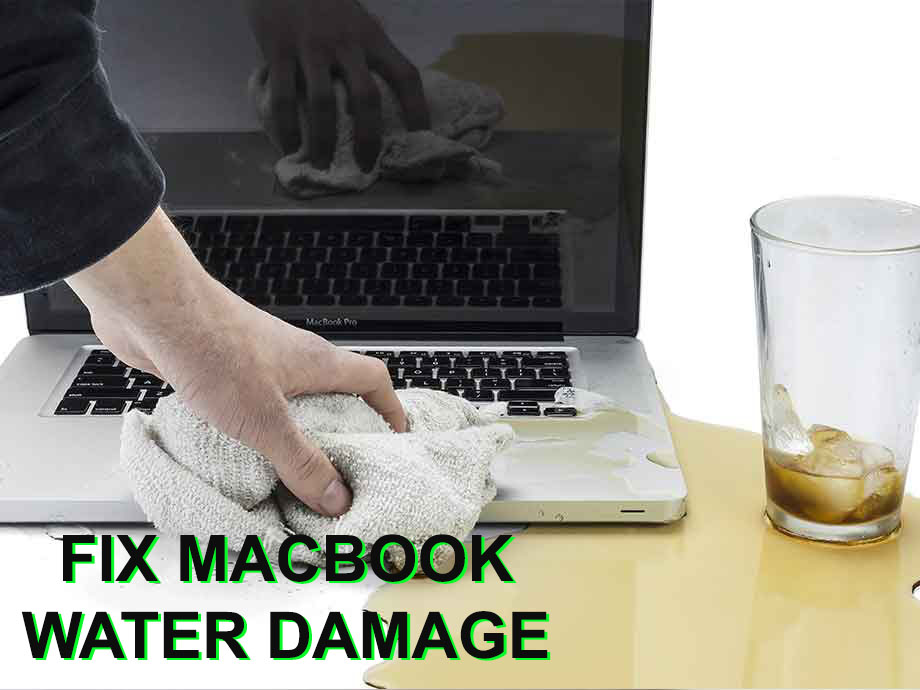 MacBook Water Damage Repair Ho Chi Minh City