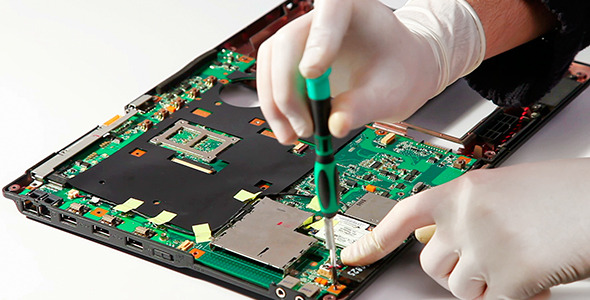 Dell Laptop Motherboard repair service in Ho Chi Minh
