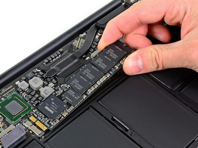 Macbook Air SSD Upgrade in Ho Chi Minh