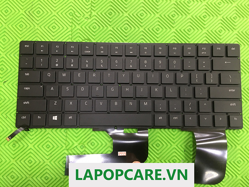 Laptop Razer Blade RZ09 keyboard